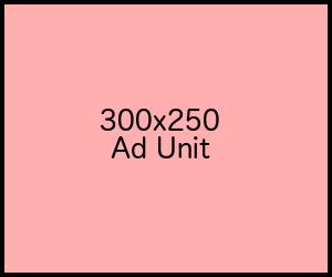300x250 Ad